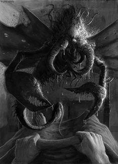 Amazing H.P. Lovecraft Inspired Artworks   Abduzeedo Design Inspiration