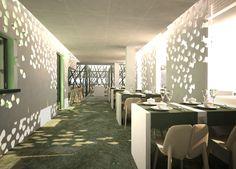 The Forest restaurant por Víctor Lusquiños. Arquitecto. #Forest#restaurante#restaurant#the forest#restaurante diseño#interiorismo
