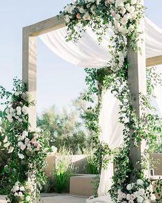 33 Modern Wedding Decor Ideas ❤ Our Favourite Wedding Decor With Greenery #weddingforward #wedding #bride