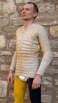 Historiska Världar - Dräkter - Soldat 1470