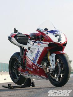 Ducati 1098 RS11 WSBK