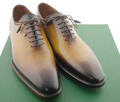 Handmade Classic Shoe ( William) Manufacturer Goodyear Welted shoes main image