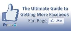 Nice the-ultimate-guide-to-getting-more-facebook-page-likes...  facebook marketing.