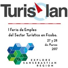 Si buscas empleo y crees que el turismo puede ser un sector en el que poder trabajar, #Turislan en FICOBA el 27 y 28 de marzo. #FeriadeEmpleo por Explore San Sebastian Región Toda la info, aquí: pinchando la imagen.