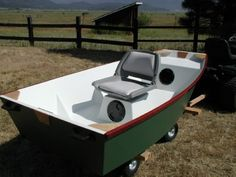 1000+ images about BOATS on Pinterest | Boat plans, Prams ...