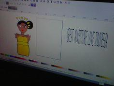 """Kompetisi Disain Grafis Grade 5 SCB menggunakan INKSCAPE dengan tema : """"Kebudayaan Indonesia"""""""