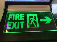 Do you want to buy online Industrial Fire Exit signage or do you want to buy more than one exit signage board? So you can buy high-quality products through India's bestseller or vividfiresafety website that will deliver you to any location in India. #vividfiresafety #india #emergency #industrial #industrialsafetysigns #buysafetysignage Signage Board, Industrial Safety, Emergency Lighting, Fire Safety, Workplace, The Help, India, Education, Website