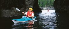 Majestic Ocean Kayaking, professional guided tours, Ucluelet, Canada