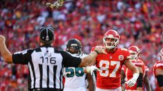 Travis Kelce of Kansas City Chiefs fined $24K for tossing towel at official