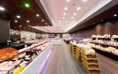 De Kleine Bassin butcher's shop by Frigomil, Kortrijk – Belgium » Retail Design Blog