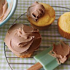 Old-Fashioned Caramel Cupcakes Recipe