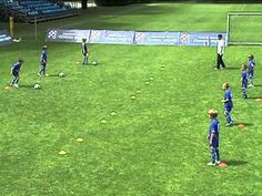 U11 White session - YouTube