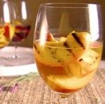 Grilled Peaches in Wine Recipe : Giada De Laurentiis : Food Network Giada De Laurentiis, Fruit Recipes, Wine Recipes, Food Network Recipes, Dessert Recipes, Giada Recipes, Recipies, Fun Drinks, Yummy Drinks