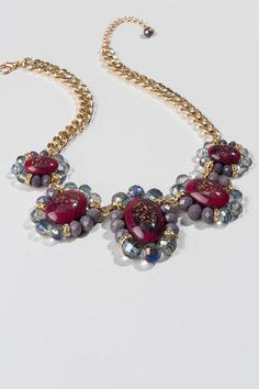 Carlyle Statement Necklace
