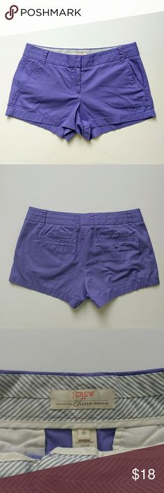 J. Crew shorts Factory brand  In great used condition no flaws  Inseam: 3 inches  All reasonable offers considered! J. Crew Shorts