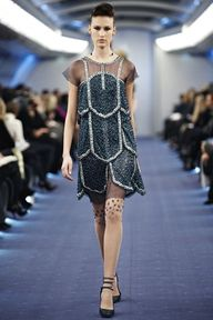 spring 2012 couture Chanel