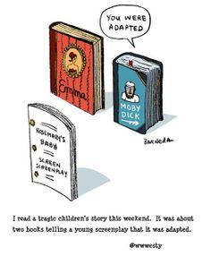 Tragic children's story…