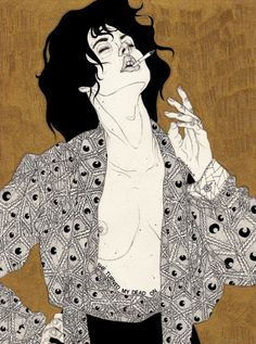 Kaethe Butcher's Illustrations