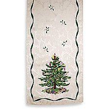 image of Spode® Christmas Tree Runner