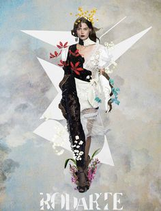 <p>If you know Trendland well, you know by now that we are crazy for mixed-media, digital or just paper collages, we love the creativity that artists can come up with image tears and their imagination
