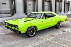 Mopar Muscle Cars Awesome 68