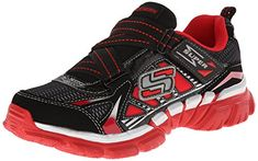 Sneakers Basses Gar/çon Skechers Pillar/ ignus