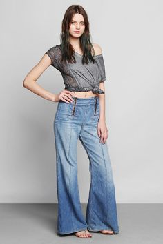 Urban Outfitters - Sparkle & Fade High-Rise Faux Leather Pinup ...