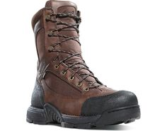 OverviewThe Danner Pronghorn® series has been a favorite of hunters for years. We've introduced some key changes while keeping most elements of the classic design. The new Tech-Tuff toe and heel protect the leather and your feet from sharp rocks and other hazards on or off the trail. An improved lacing system and more aggressive outsole were engineered to keep you secure and agile over long distances.Boot Details100% waterproof and breathable GORE-TEX® liner is engineered to keep your feet…