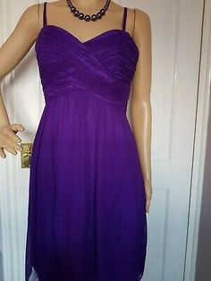 COAST LOVELY SILK FIT & FLARE PARTY DRESS SIZE 12 FAB CONDITION WORN ONCE BEAUTI   eBay Lace Top Dress, Silk Dress, Cocktail Dresses Uk, Lipsy, Fit And Flare, Ready To Wear, Party Dress, Coast, Size 12