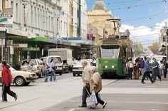 Chapel Street #shops #publictransport #trams #shopping #shoppingdistrict #fashion #cafes #bars #restaurants #amityapartments #southyarra #melbourne
