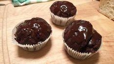 Cioco-brioșe fără gluten (gluten free) Muffin, Gluten Free, Cupcakes, Breakfast, Food, Glutenfree, Morning Coffee, Cupcake Cakes, Essen