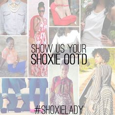 We love seeing how our #ShoxieLadies style their favorite #Shoxie outfits! Submit your photos to us via email at support[at]shoxie.com, or upload to Instagram with the #ShoxieLady hashtag for a chance to be featured on our social media!