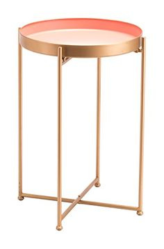 Carolina Chair and Table Alston Accent Table Black