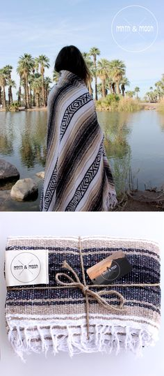 The Campo Falsa blanket is the perfect companion for yoga, outdoor day trips or to accent your home decor. Enjoy during your winter days, summer nights, and everything in between. Blankets are handwov