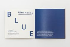 Jeni's Colors book - Fonts In Use