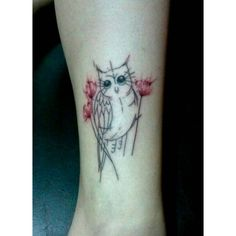 #mulpix Na delicadeza da corujinha da Alessandra 🌷 na companhia da @maayduraes #corujinha #tatuagem #coruja #tattoo #art #arte #instattoo #tatted #tatts #ink #inked #inkedup #skinart #tattoolife #draw #drawing #tattoodesign #inkart #tattoolover #tattoolifegallely #inkgirl #girl #girltattoo #life #tatuada #tatuagemfeminina