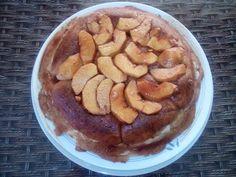 ManoCreaciones KS: Tarta de manzana al microondas