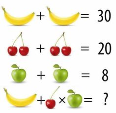 What is Mental Math? Lot of you out there are trying to find an answer to this question. Well, answer is quite simple, mental math is nothing but simple calculations done in your head, that is, mentally. Math Quizzes, Math Resources, Math Games, Math Activities, Mind Puzzles, Logic Puzzles, Math For Kids, Fun Math, Reto Mental