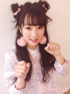 (3) ガールポップジャパン | *Kawaii makeup* | Pinterest