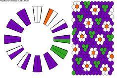 Learn to make your own colorful bracelets of threads or yarn. Kumihimo Bracelet, Yarn Bracelets, Bracelet Crafts, Braided Friendship Bracelets, Friendship Bracelet Patterns, Loom Beading, Beading Patterns, Bijoux Diy, Schmuck Design