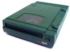 1-2gb Jazz external hard drive.