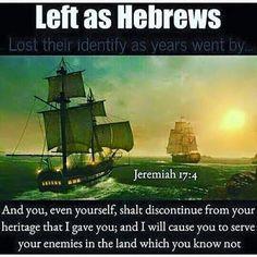 Let's take our heritage back Israelites