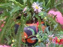 Pretty planter.