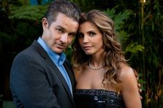 "James Marsters and Charisma Carpenter as bad-ass 900-year-old witches on Supernatural, ""Shut Up, Dr. Phil"" (Oct. 2011). Fangirl squee!"