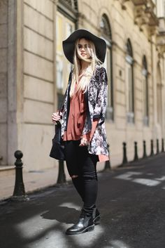 Moda de la calle en Lisboa: Primeros parece de primavera   Galería de fotos 10 de 34   GLAMOUR