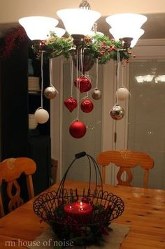 I can definitely do this with our dining room light!