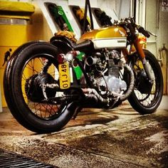 #CafeRacer #Honda #CB350K @agaalvian