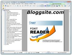 Foxit reader 7.0.3.916 Portable Crack Full Download. It is the best application for the users that can help in graphics drawing and can change short keys.