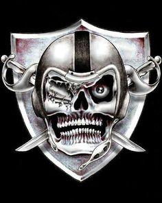 Raiders Pics, Oakland Raiders Images, Raiders Stuff, Oakland Raiders Football, Raiders Baby, Oak Raiders, Crane, Raiders Tattoos, Football Helmet Design