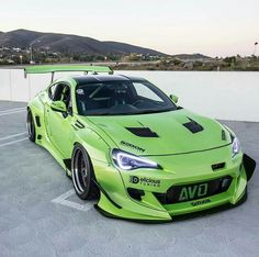 Absolutely Rad Toyota 86 With a Custom Style Toyota Gt86, Toyota Cars, Best Jdm Cars, Best Luxury Cars, Rs6 Audi, Street Racing Cars, Drifting Cars, Tuner Cars, Japan Cars